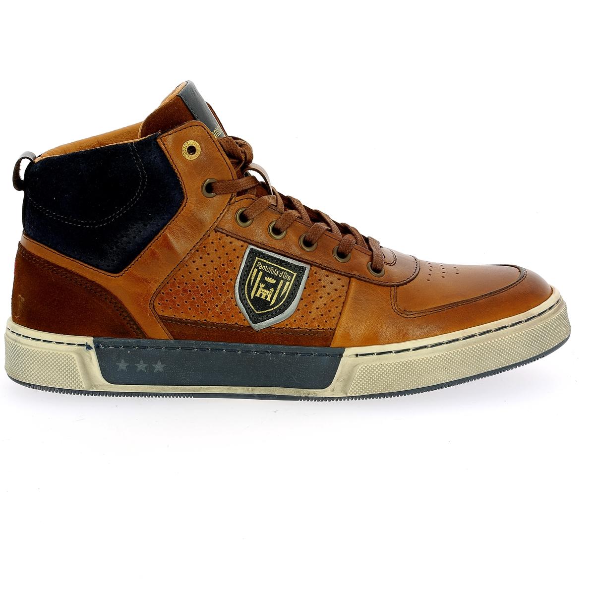 Pantofola D'oro Sneakers cognac