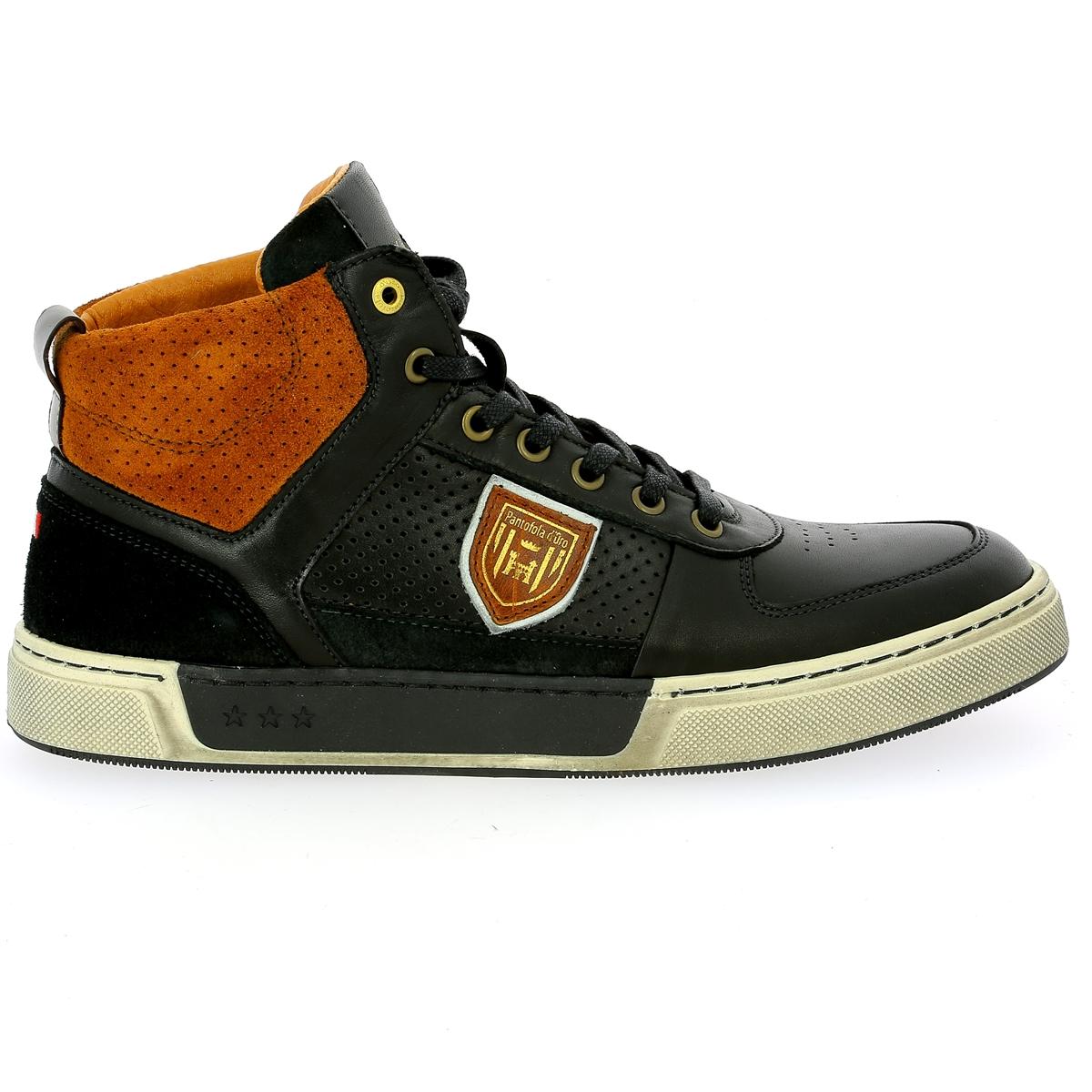 Pantofola D'oro Sneakers zwart