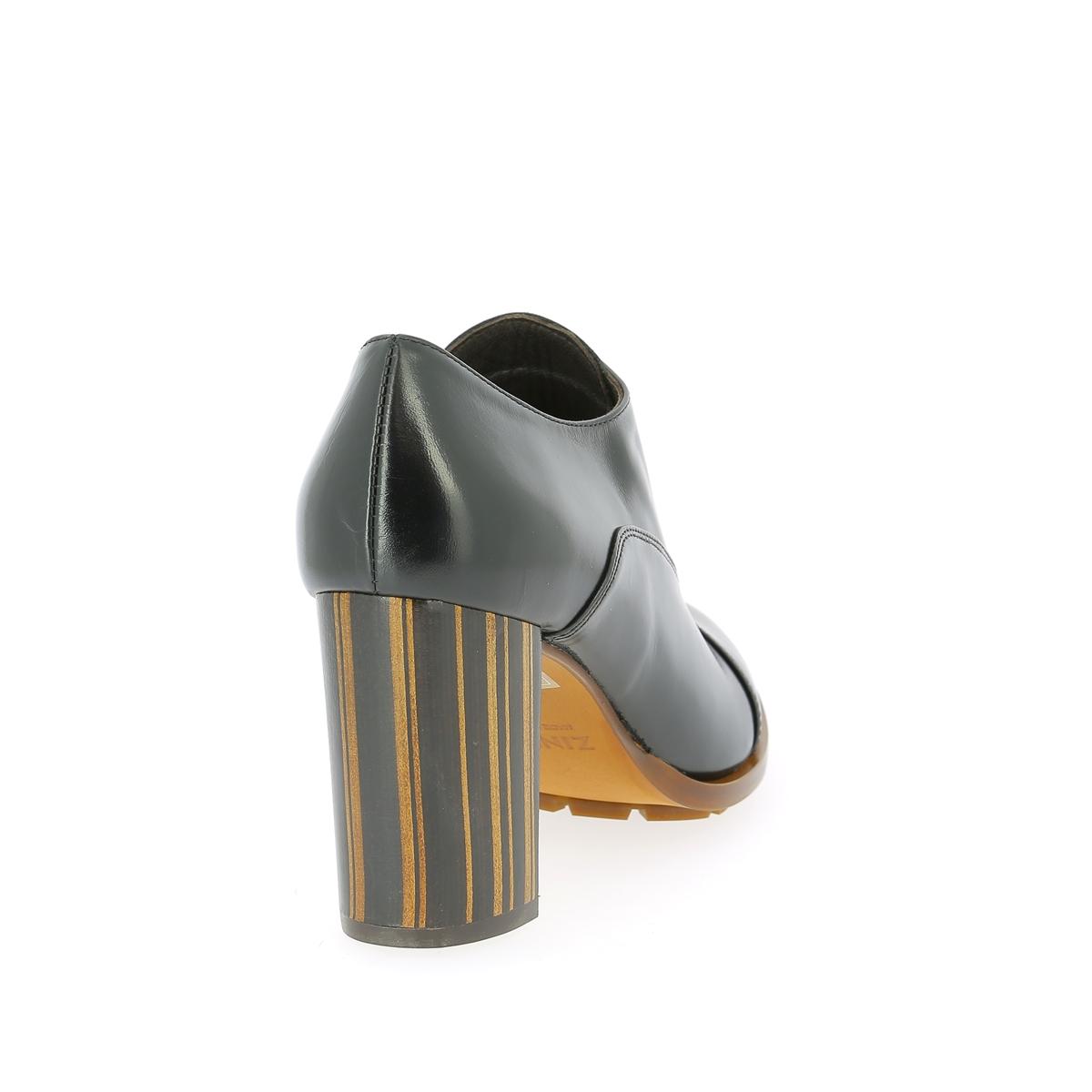 Zinda Boots noir