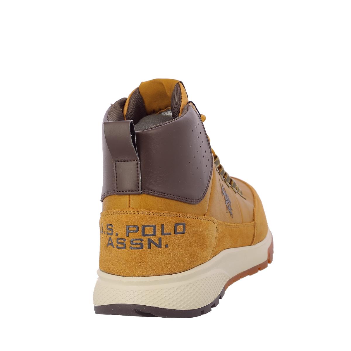 Us Polo Assn Bottinen camel