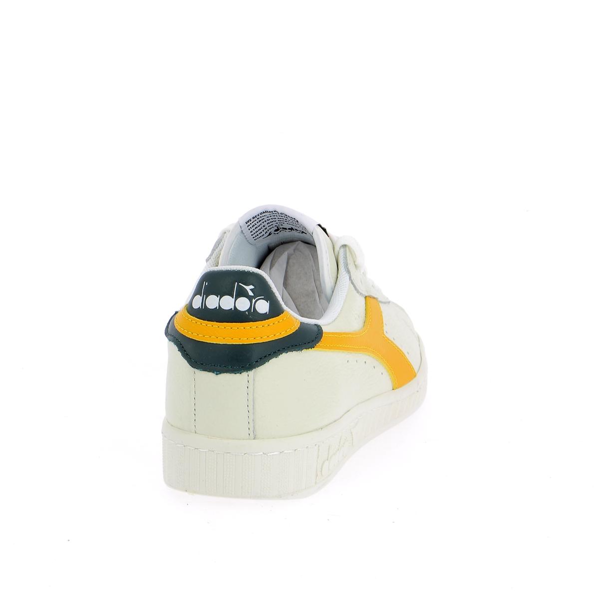 Diadora Basket jaune