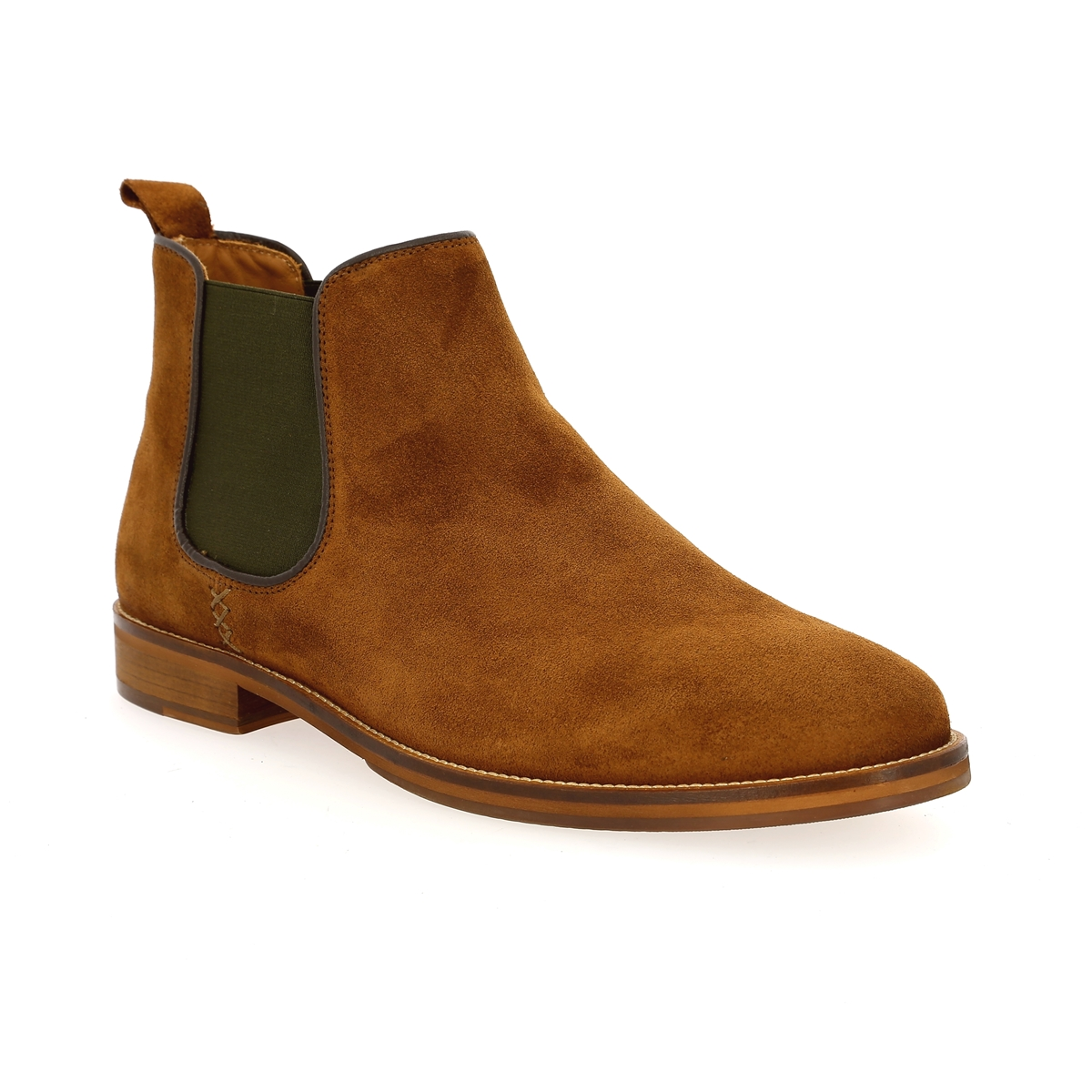 Scotch & Soda Boots cognac