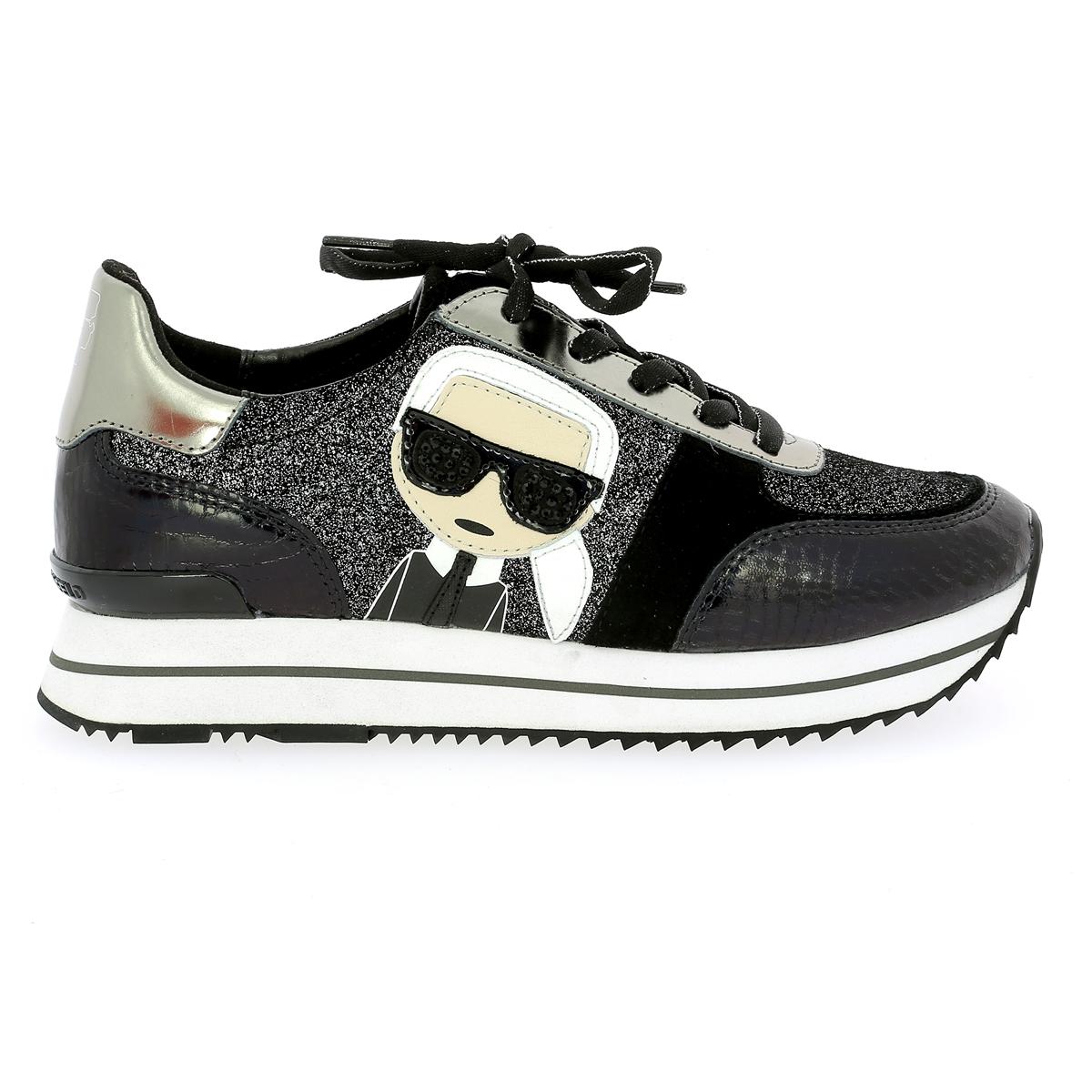 Karl Lagerfeld Sneakers zwart