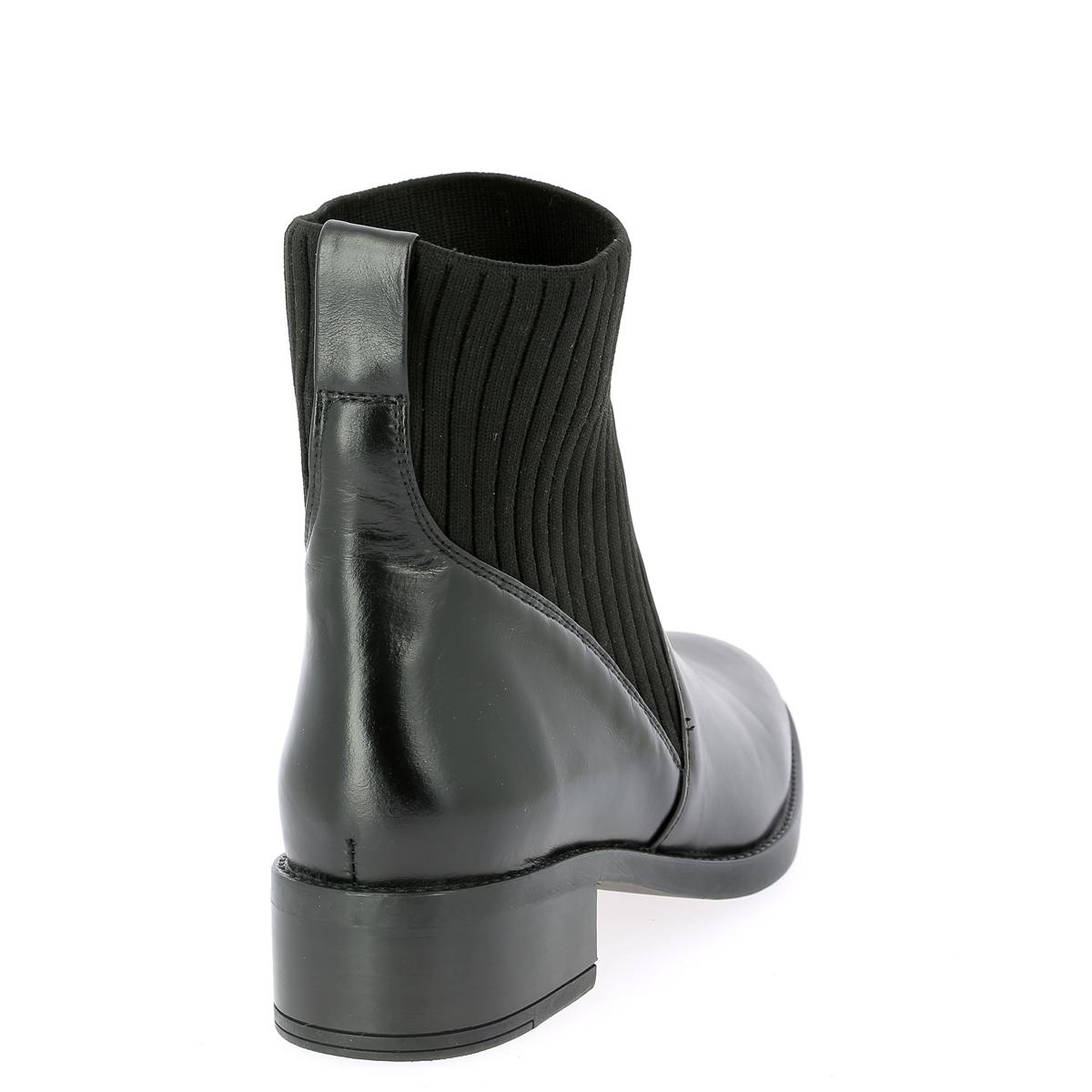 Unisa Boots zwart