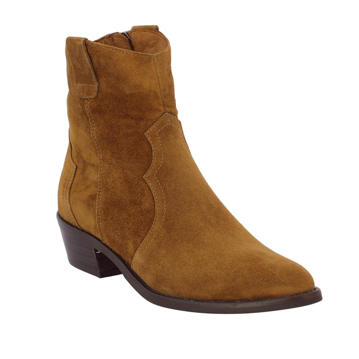 Alpe Boots cognac