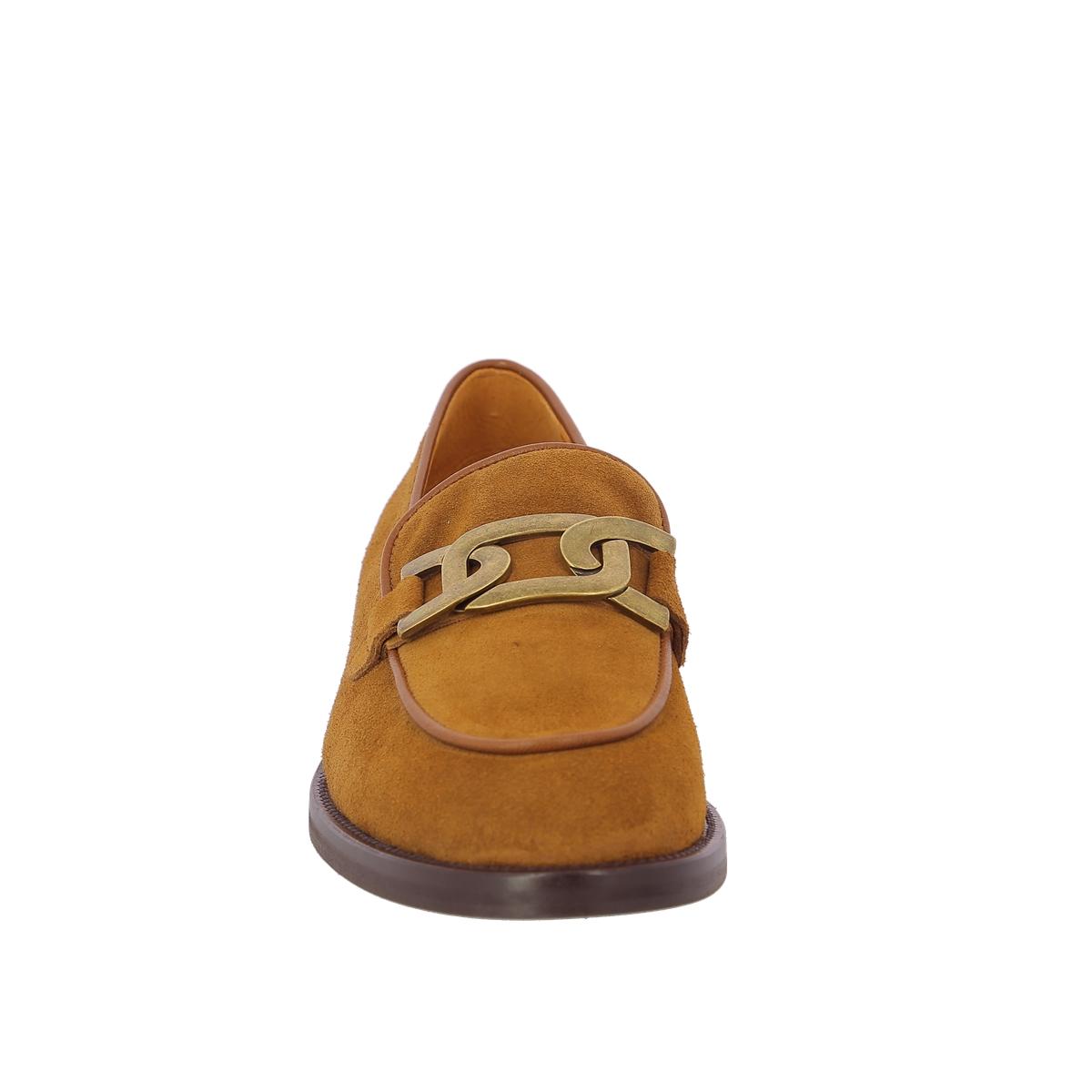 J'hay Instappers - instapschoenen camel
