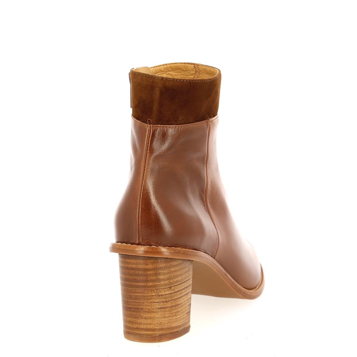 J'hay Boots cognac