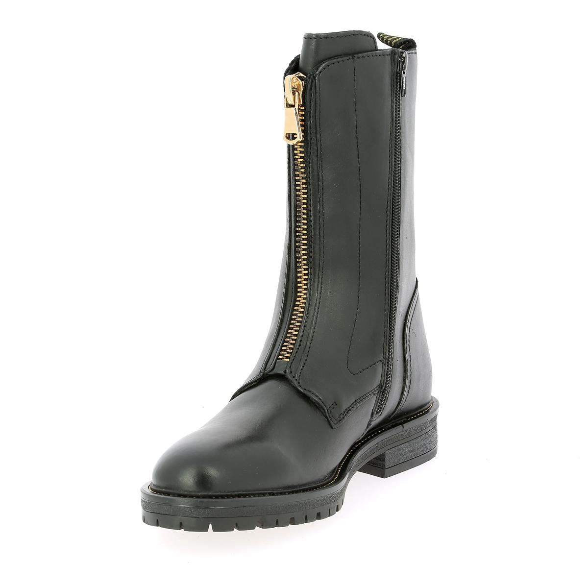 Poelman Boots zwart