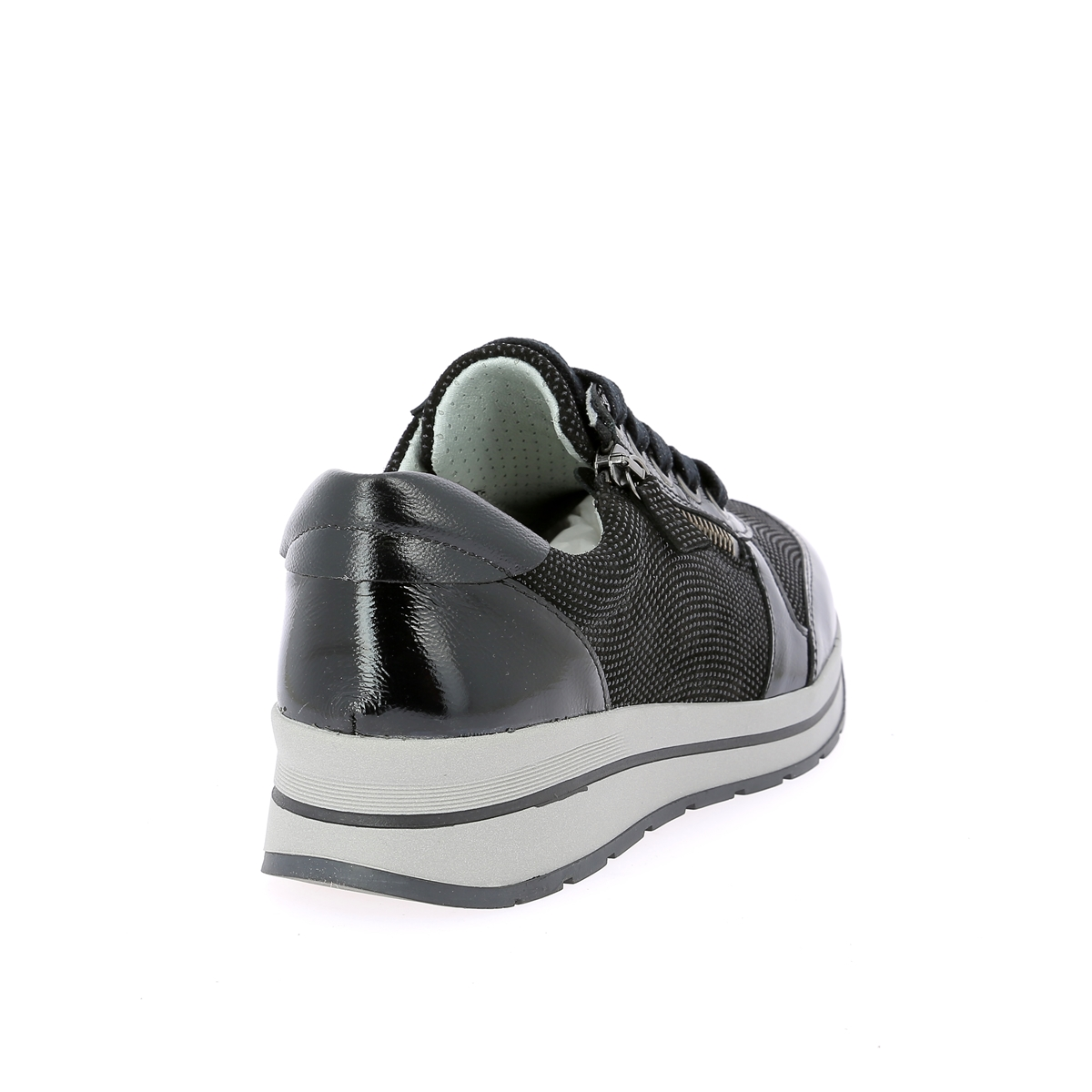 Cypres Basket noir