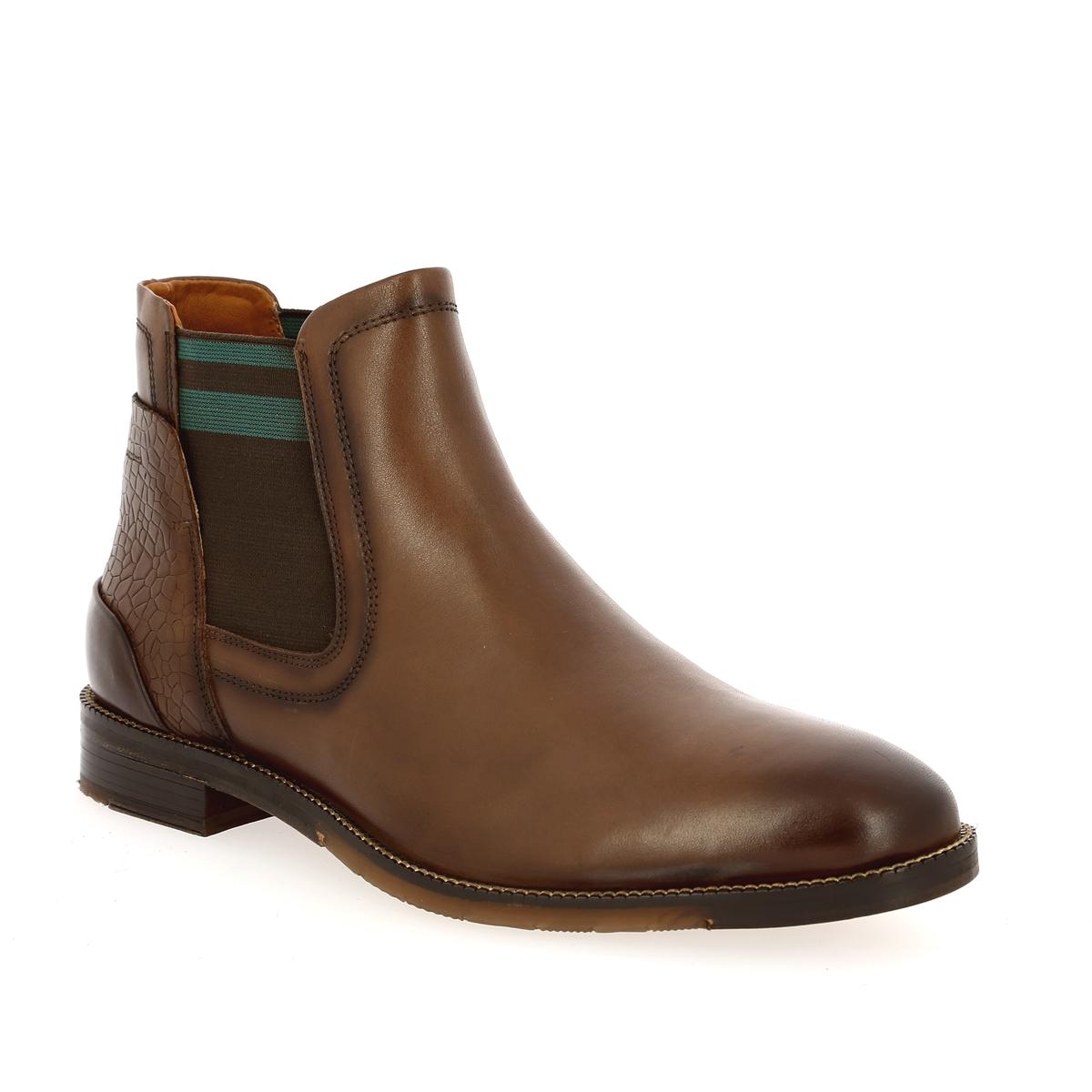 Daniel Kenneth Boots brun