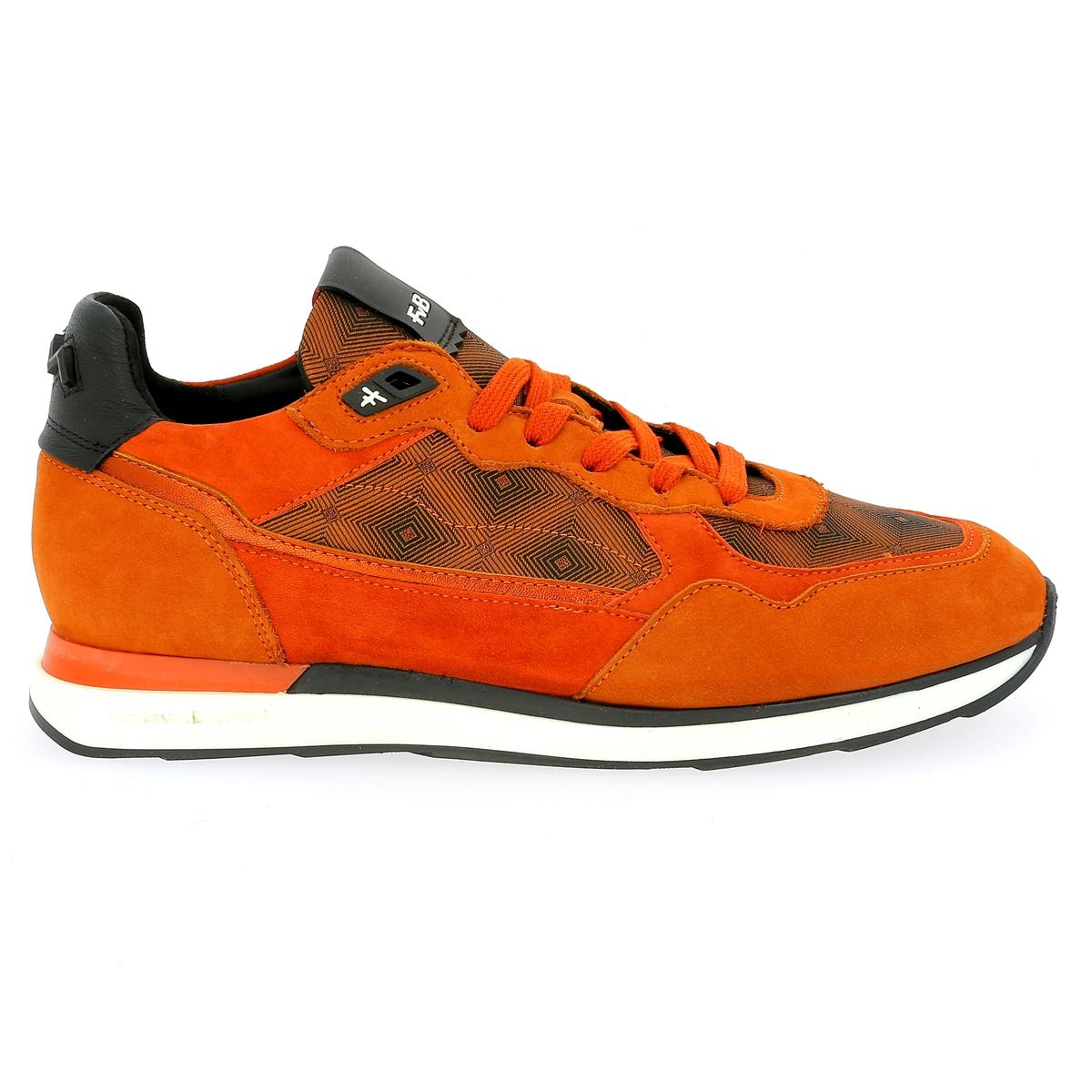 Floris Van Bommel Sneakers oranje