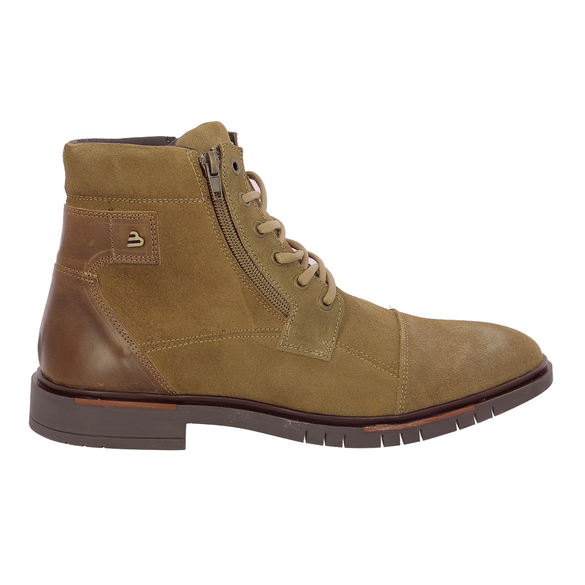 Bullboxer Bottines taupe