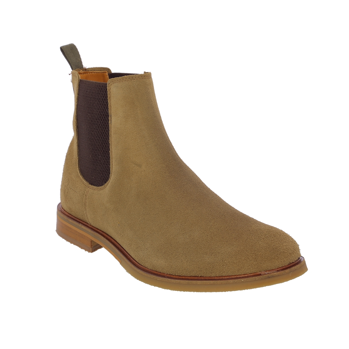Bullboxer Boots taupe