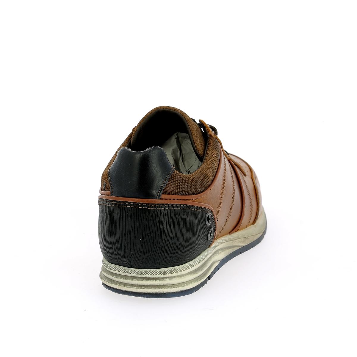 Bullboxer Sneakers cognac