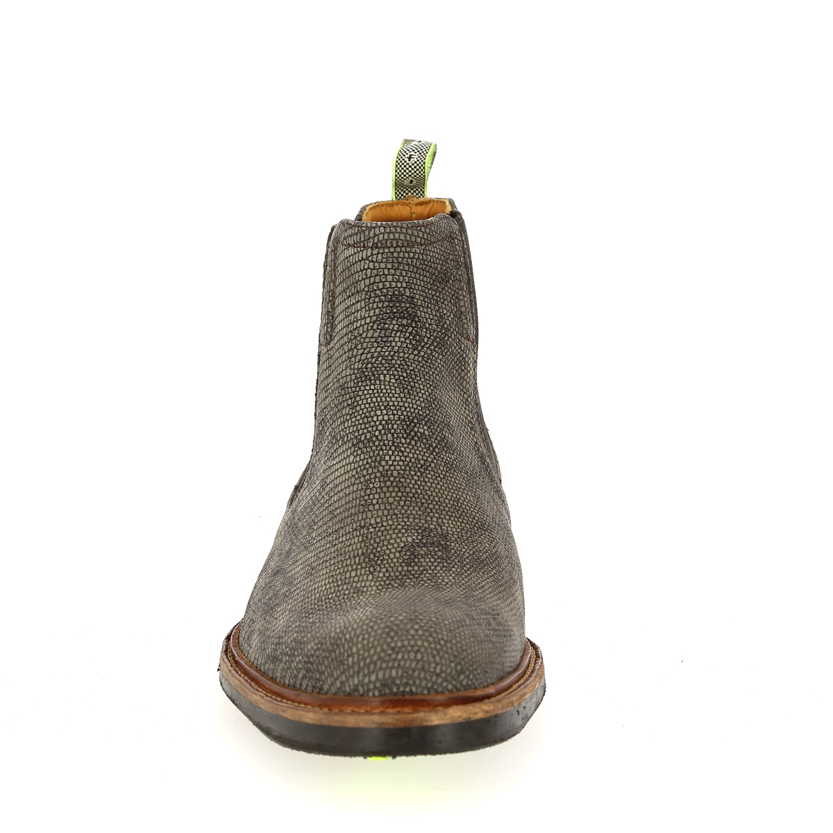 Floris Van Bommel Boots gris
