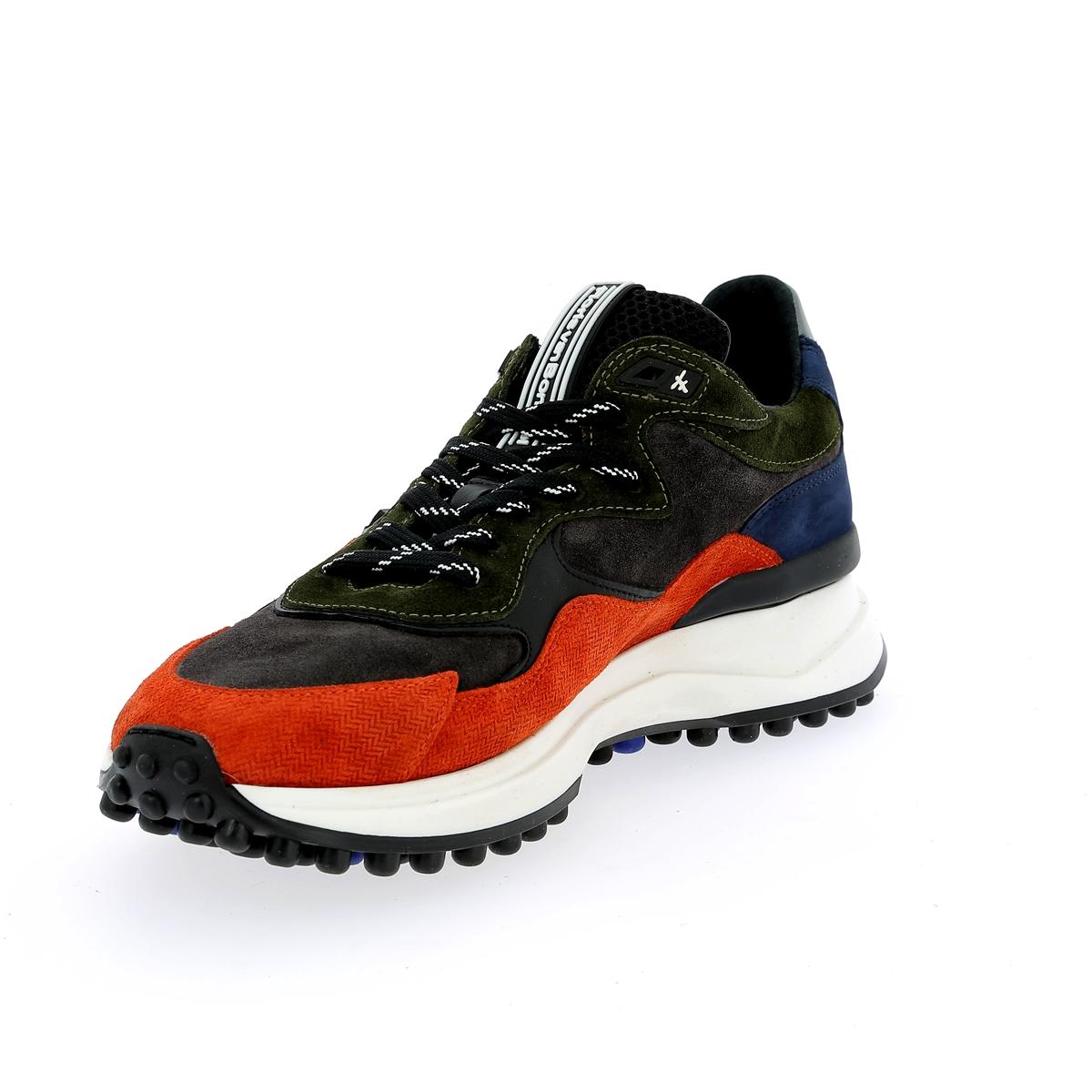 Floris Van Bommel Sneakers grijs