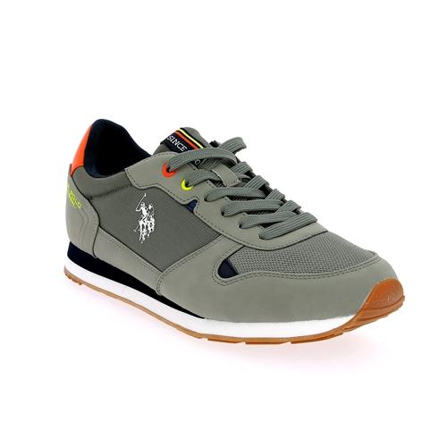 Us Polo Assn Sneakers grijs