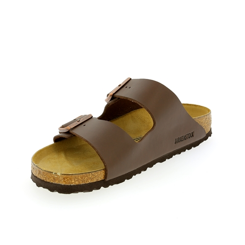 Birkenstock Mulles brun