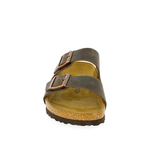 Birkenstock Muiltjes bruin