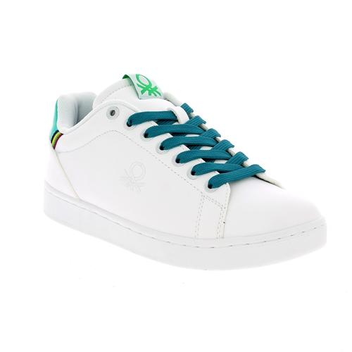 Benetton Sneakers wit