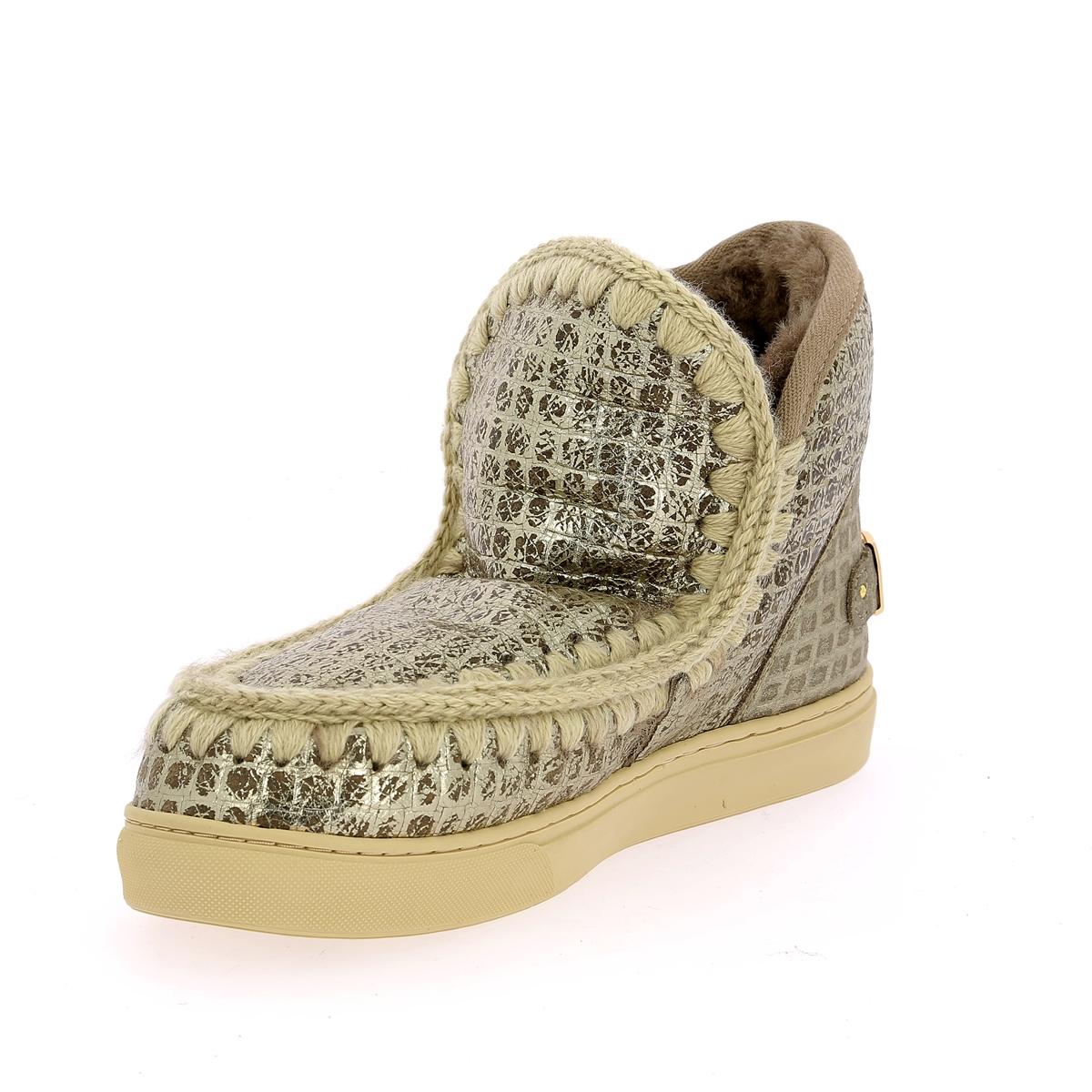 Mou Boots platinum