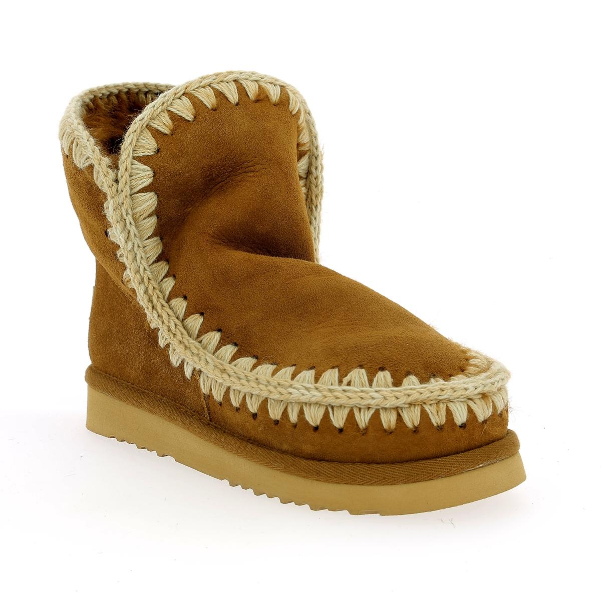 Mou Boots cognac