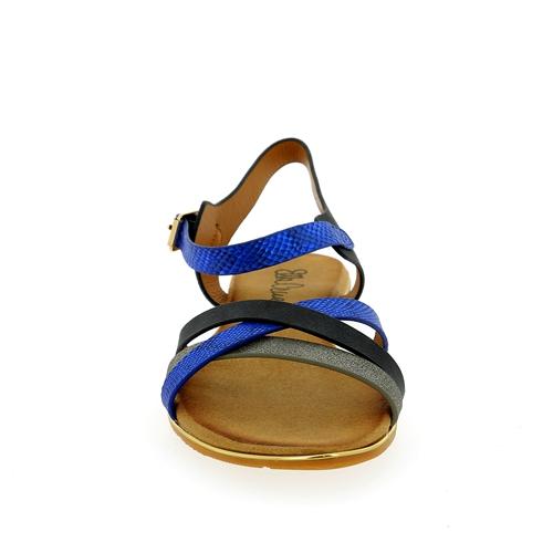 Cypres Sandalen blauw