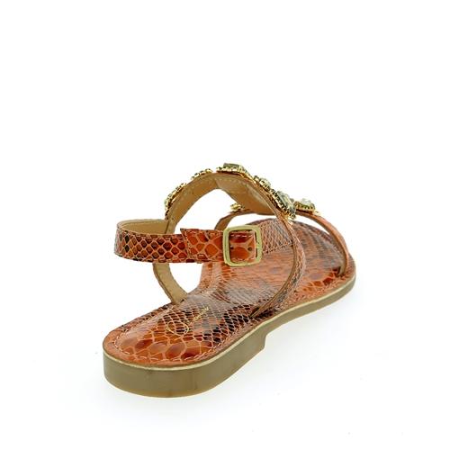 Cypres Sandales bronze