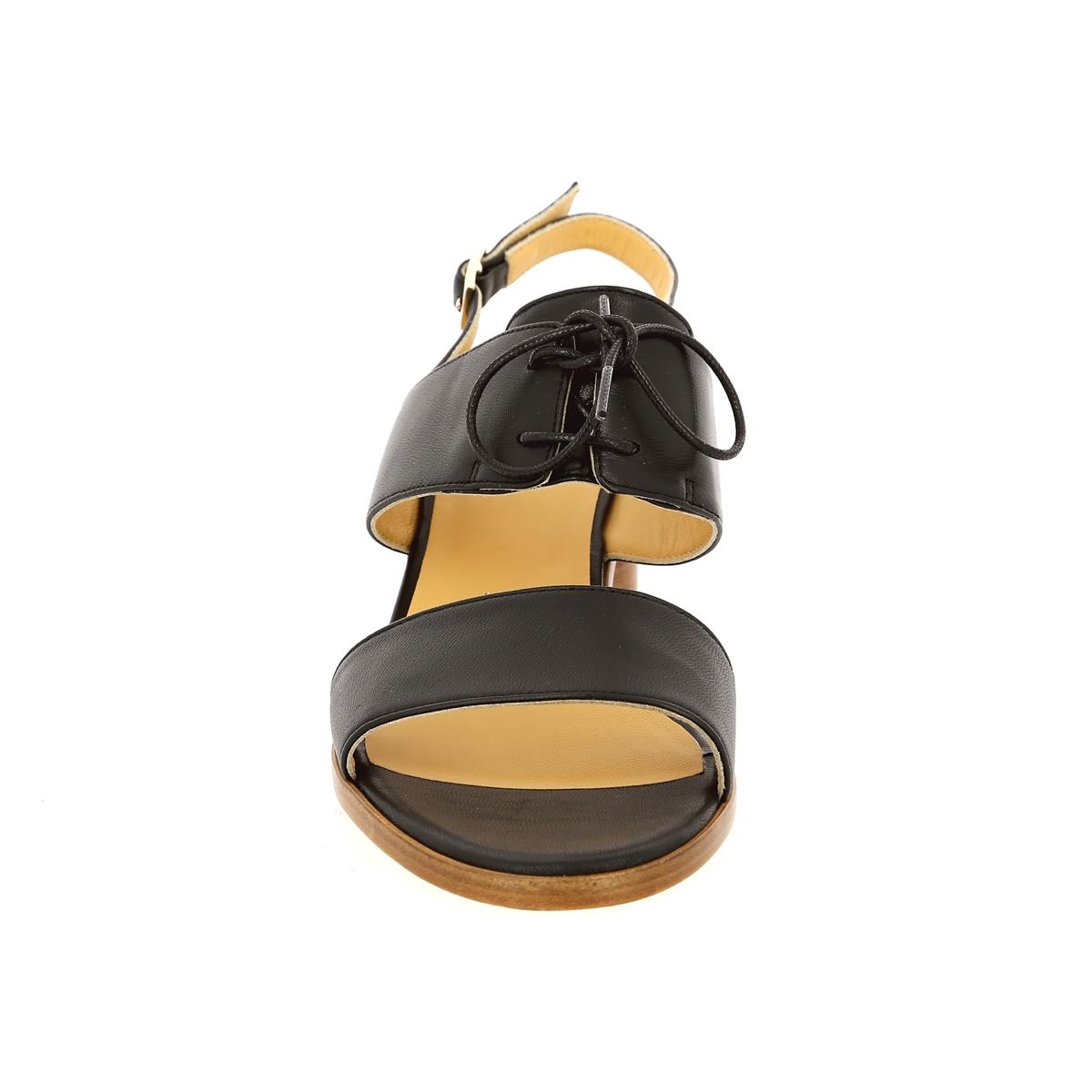 Atelier Cont Sandalen zwart
