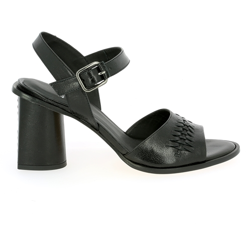 Zinda Sandalen zwart