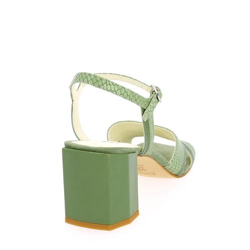 Zinda Sandalen groen