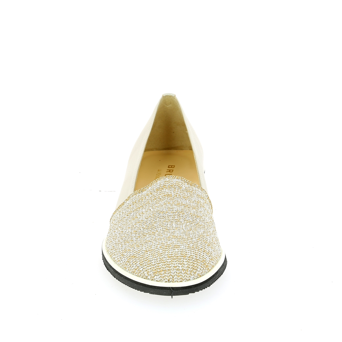 Brunate Ballerinas beige