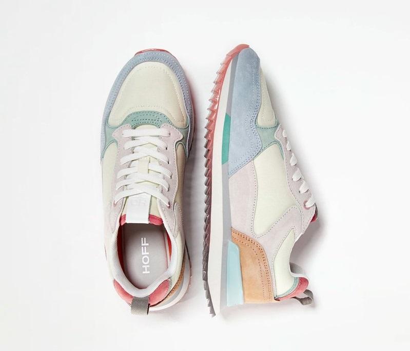 Hoff Sneakers wit
