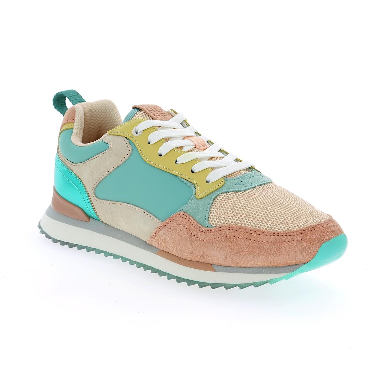 Hoff Sneakers turquoise