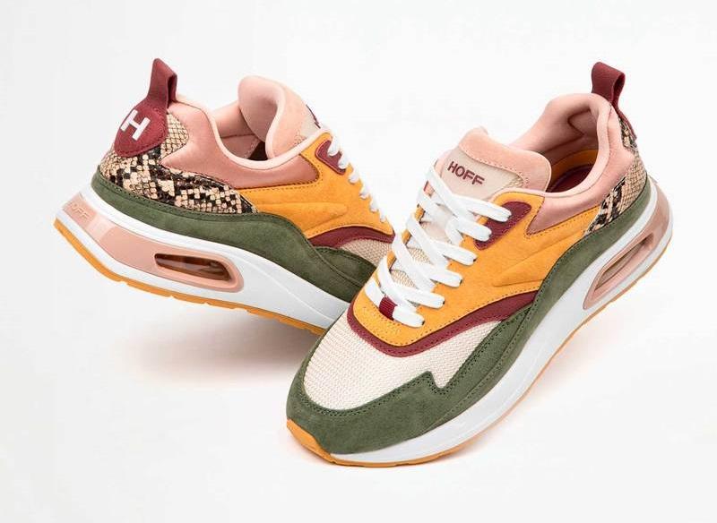 Hoff Sneakers kaki