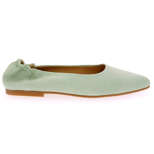 Kmb Ballerinas groen