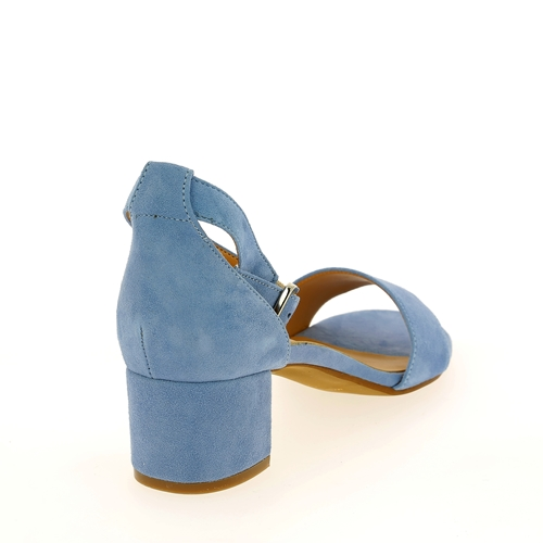 Di Lauro Sandalen hemelsblauw