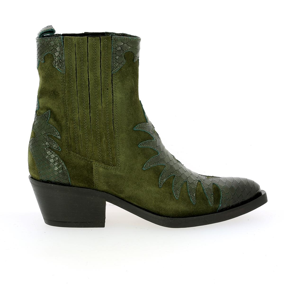 Gioia Boots kaki