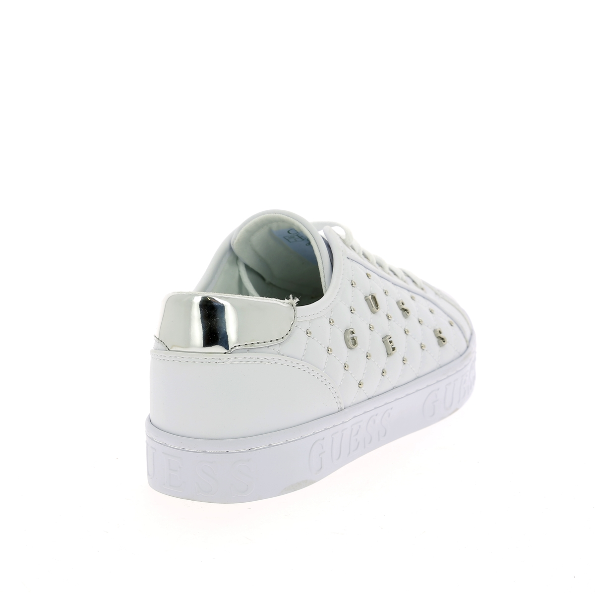 Guess Basket blanc