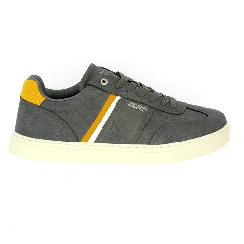 Benetton Sneakers grijs