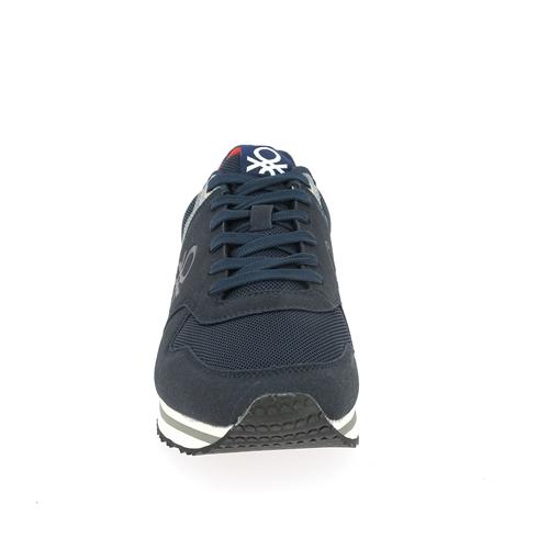 Benetton Sneakers blauw