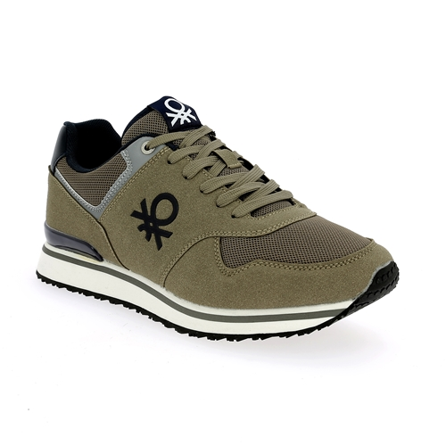 Benetton Sneakers taupe