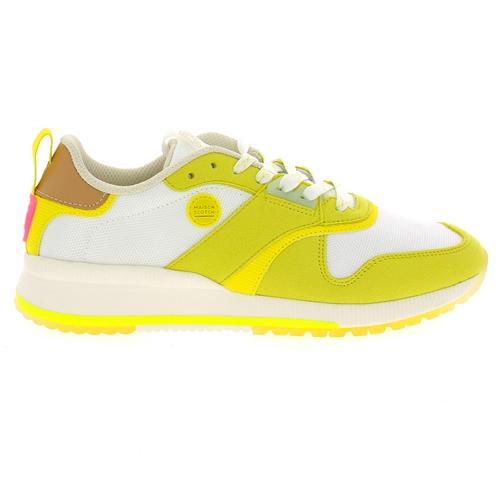 Scotch & Soda Sneakers geel