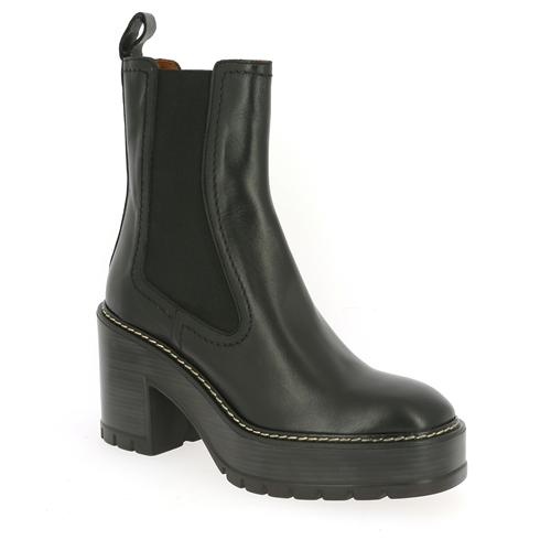 Pons Quintana Boots zwart