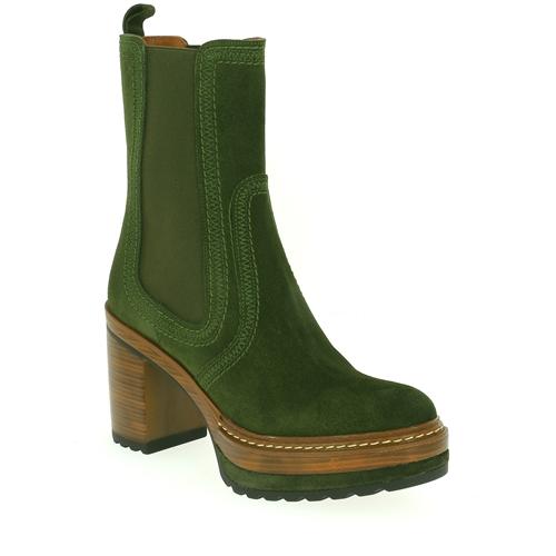 Pons Quintana Boots groen