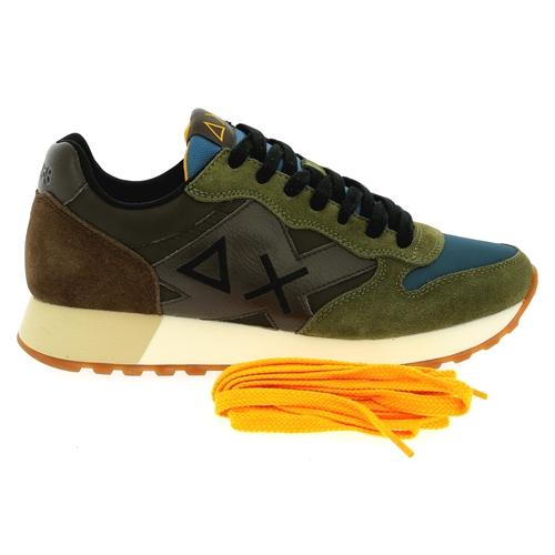 Sun68 Sneakers bruin