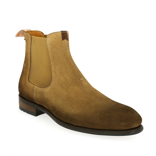 Magnanni Boots beige