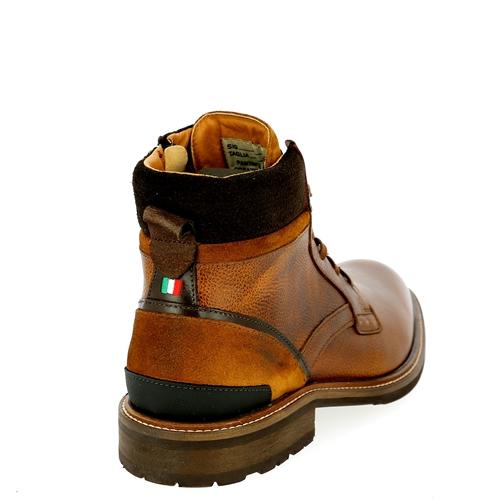 Pantofola D'oro Bottinen cognac