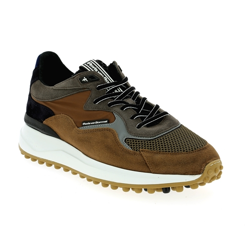 Floris Van Bommel Sneakers bruin