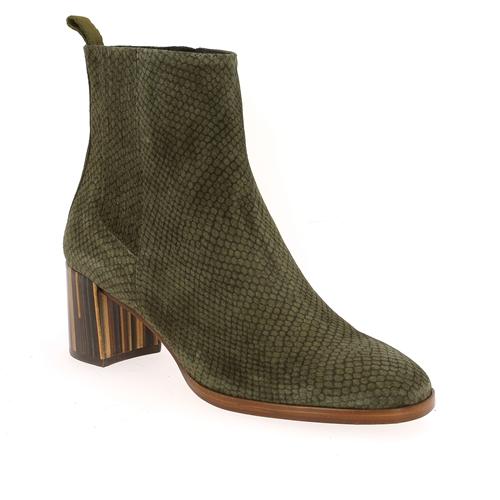 Zinda Boots kaki